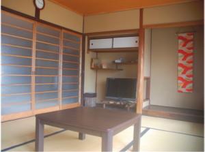 床の間のある和室2