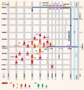 140714鉾の場所Map