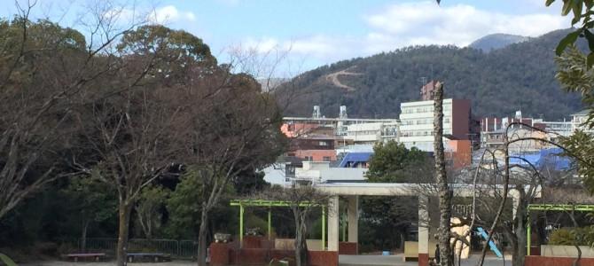 『京都おさんぽ#43』船岡山公園〜よく行ってる所でも、新たな発見があるものですね。