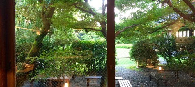『イベント紹介★2017年8月④』フォーエバー現代美術館〜素敵な日本庭園と隣接するカフェもオススメです!
